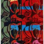 """Энди Уорхол """"Две Сестры (по мотивам картины Джорджо де Кирико)"""" 1982"""