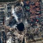 Главные новости © Chen Jie - Tianjin Explosion