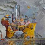 Степан Грудинин «Корабль. Любовь» 2007