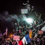 Горячие новости © Corentin Fohlen – March Against Terrorism in Paris