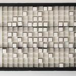 """Римма Герловина """"Кубическая поэма-объект «Рай-чистилище-ад» 1976"""