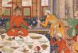 Бабур-Наме. Миниатюра из собрания музея.