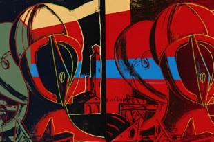 Сотби представляет топ-лоты предстоящих лондонских торгов современного искусства.