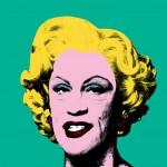 Andy Warhol Green Marilyn (1962), 2014