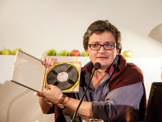 Павел Крючков (фото Михаила Кончица)