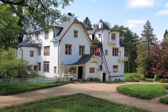Музей Поленово - Большой дом
