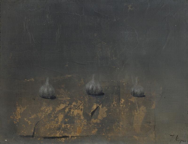 """Юрий Купер """"Три чеснока"""" 1967"""