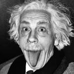 Arthur Sasse Albert Einstein Sticking Out His Tongue (1951), 2014