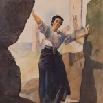 "Николай Шестопалов ""Судак"" 1915"