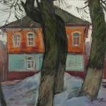 "Анна Захаркина ""Зимой"" 2012"