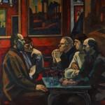"""Виктор Иванов """"В кафе Греко"""" 1973"""