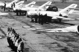 Неизвестная война в небе Кореи. 1950-1953.