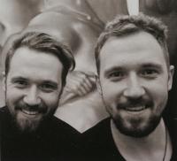 Алексей и Антон ТВОРОГОВЫ