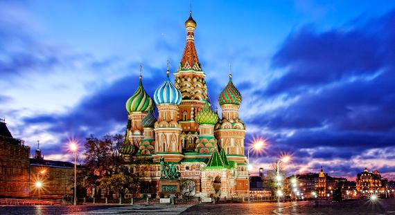 455 лет Покровскому собору (Храму Василия Блаженного).