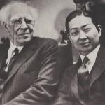 Мэй Ланьфан и К.С.Станиславский. Март 1935 года