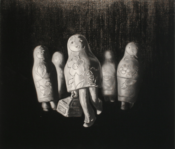 Алексей и Антон Твороговы. «Матрёшки» 2016