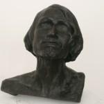 "Степан Эрьзя ""Автопортрет"" 1940-е (копия Александра Толокина)"