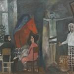 """Ю.Шишков """"Думы о Шагале"""" 1995"""