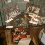 Фото-документальная часть экспозиции из фондов РГБИ