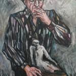 "К.Назарова ""Портре В.Х.Думаняна"" 2009"