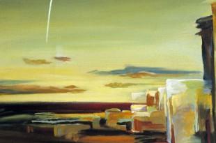 Прикосновения. Выставка произведений Евгения Окиншевича.
