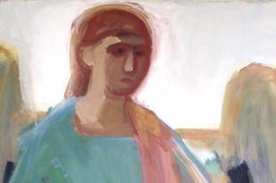 Выставка произведений И.Старженецкой и А.Комелина.