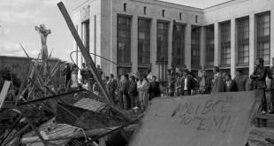 Август 1991. Москвичи вспоминают.