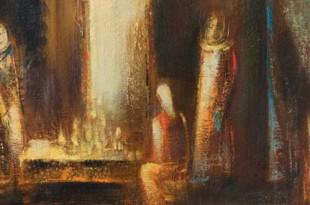 Диалог с сыном. Выставка произведений Юрия Суреновича Григоряна и Юрия Юрьевича Григоряна.