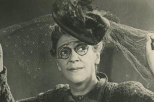 У меня хватило ума так глупо прожить жизнь. К 120-летию со дня рождения Фаины Раневской.