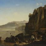 """Щедрин С.Ф. """"Вид Сорренто близ Неаполя"""" 1826"""