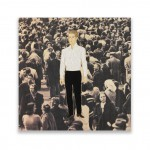 """Стефан Балкенхол """"Мужчина в белой рубашке и черных брюках (Рельеф)"""" 2015"""