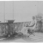 Александра Коновалова. Фотография. 1900-е