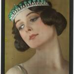 Автохромная фотография. Cartier, Париж, 1923