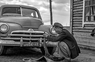 Монголия 1957–1963. Исторические фотографии Лумира Йисла.