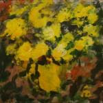 """Арон Бух """"Желтые цветы"""" 2002"""