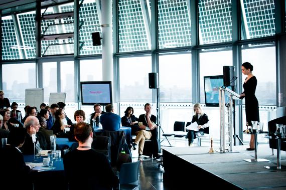 Саммит Культурного форума мировых городов 2015 года, Лондон
