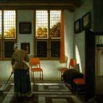 "Питер Янсенс Элинга ""Комната в голландском доме"" Конец 1660-х – начало 1670-х"