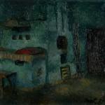 Татьяна Яблонская «Старая печь» 1975