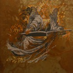"Виталий Комар и Александр Меламид ""Angels. Левая часть диптиха"""