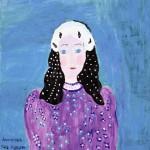 Катя Медведева «Автопортрет» 2006