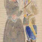 Как ребёнок Май становится художником Маем Митуричем - с 2-х и до 82-х лет.
