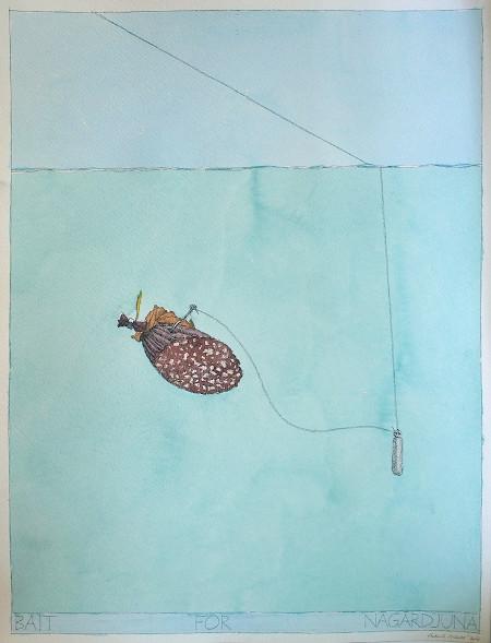 Никита Алексеев. Fishing and Bubbles.