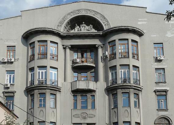 Дом Стуловых