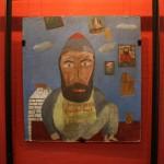 "Владимир Болотов ""Портрет Б.У.Кашкина"" 1987"