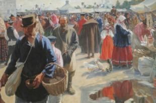КУЛИКОВ Иван Семёнович – Галерея произведений (67 изображений).