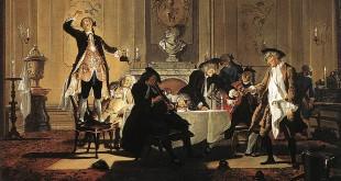 8 октября 1697 года родился Корнелис Трост.