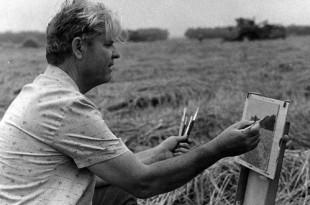 Павел Моисеевич Гречишкин (1922 –2009).