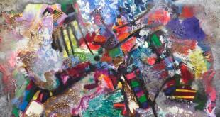 Хаджи-Мурад Алиханов. Ящик с красками.