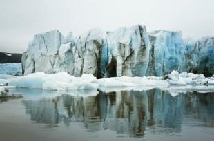 Новая Земля. От Ледника Розе до залива Абросимова.