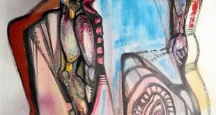 """Художники неофициального искусства 1960-1970-х годов из собрания Галереи """"Веллум""""."""